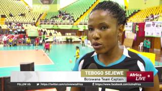 The last four teams have been determined. Eight time African Volleyball Champions and hosts Kenya took a giant step towards ...