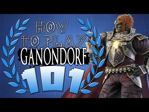 HOW TO PLAY GANONDORF 101