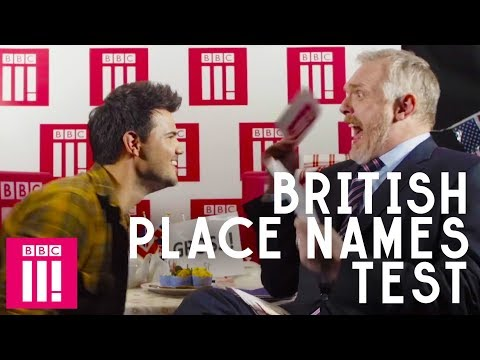 Greg Davies Tests Taylor Lautner On British Place Names | Cuckoo Series 4 Quiz part 1