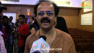 Crazy Mohan at CWIFF Press Meet