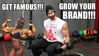 Bro Science #105: the key to building your brand. ORDER THE SWOLY BIBLE: http://amzn.to/2fGq6t9SHIRTS: http://www.DomMerch.comGNAR PUMP pre-workout: http://brosupps.comFacebook: http://www.facebook.com/BroScienceLifeIG: @DomMazzettiTwitter: https://twitter.com/BroScienceLifeInternet: http://brosciencelife.comShot at Athletix Gym: https://www.facebook.com/AthletixPT/