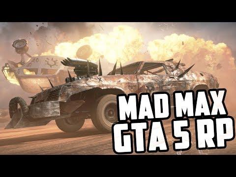 GTA 5 RP MADMAX ● БЭН АЛ БАБАМ - Day 1