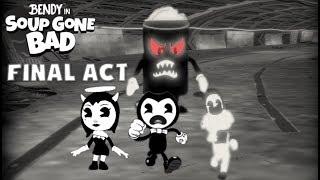 Bendy Nightmare Run Chapter 3 Final Act COMPLETE