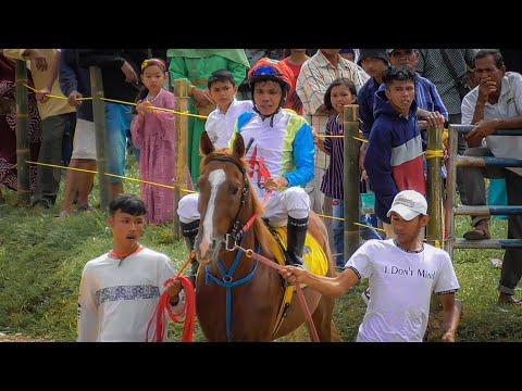Hari Pertama, Pacuan Kuda Payakumbuh 2020