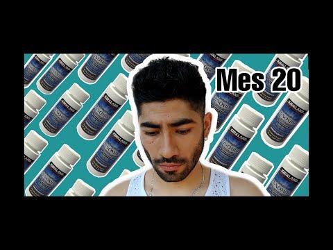 Mes 20 / Minoxidil para la Barba / Simi