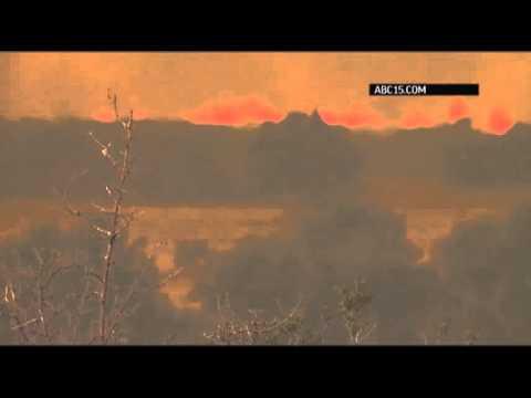 Granite Mountain Hotshots Dying in Prescott, AZ Fire Mourned by Obama, McCain