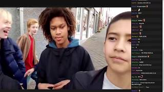 Video 12 Year Old Pulls a GUN on Ice Poseidon in Iceland w/ Chat MP3, 3GP, MP4, WEBM, AVI, FLV April 2018