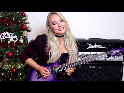 """Mariah Carey  """"All I Want For Christmas Is You"""" Cover by Sophie Lloyd"""