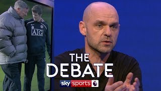 Will Sir Alex Ferguson's trip to Carrington help the Man United squad?   The Debate
