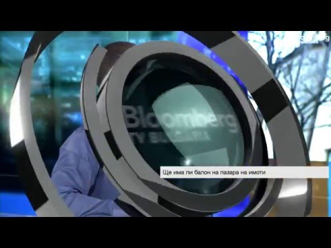 Bloomberg interviews NewEstate: Is the Bulgarian property market entering a new bubble?