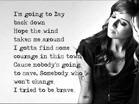 Christina Perri - Backwards lyrics