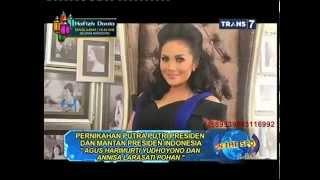 Video On The Spot - Pernikahan Putra Putri Presiden & Mantan Presiden Indonesia MP3, 3GP, MP4, WEBM, AVI, FLV Juli 2018