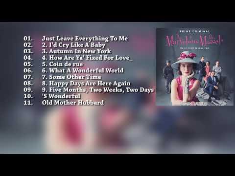 OST The Marvelous Mrs. Maisel (2 season) – Compilation Music
