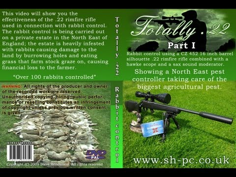 Totally .22 Rabbit control, Rabbit Hunting, Shooting Tips and More
