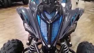 8. 2017 YAMAHA RAPTOR 700R SE NEW MODEL !!!!!!