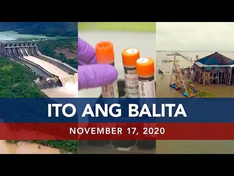 UNTV: Ito Ang Balita | November 17, 2020