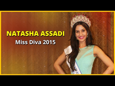 Natasha Assadi in Miss Diva 2015 | JIRS