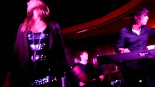 "Chromatics ""In the City"" Live HD"