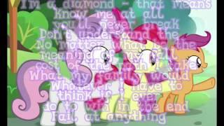 "Download Lagu MLP: FIM - ""Light of Your Cutie Mark""  - Lyric Mp3"