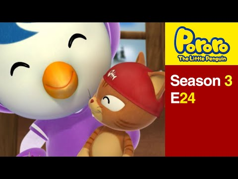 [Pororo S3] #24 Petty And Nyao