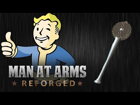 Man at Arms Reforged Builds RealLife Versions of Weapons From Fallout