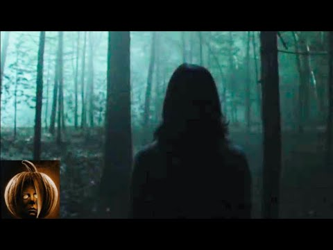 Slender Man Ending Scene (2018 Movie)  Julia Goldani Telles, Javier Botet