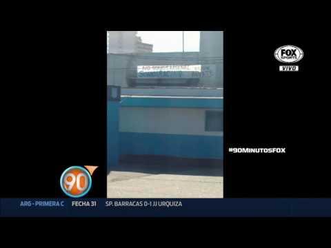 Polémica por una bandera contra Orión: Política o hinchada