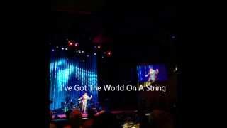 I've Got The World On A String-Scott Keo-Michael Buble' Tribute Singer/Act USA/Canada/Dubai/Macau