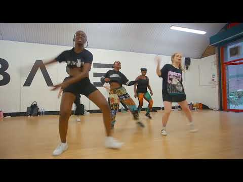 Fally Ipupa - Original (Dance Class Video) | Afro Queens x Toopiti | Chop Daily