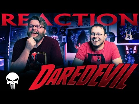 Daredevil Season 2 Trailer REACTION!! Part 1