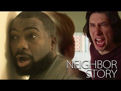 Netflix's: Neighbor Story   Marriage Story (Parody)   Qwality Cut