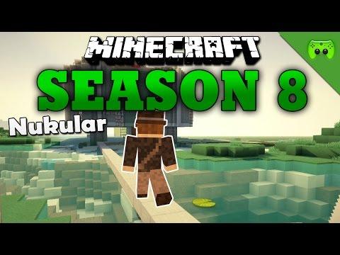 NUKULAR «» Minecraft Season 8 # 71 | Full HD
