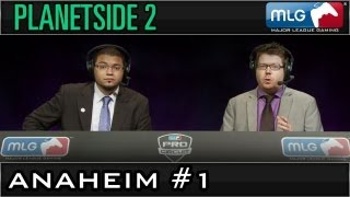 MLG Anaheim Planetside 2 Special - Episode 1 of 2