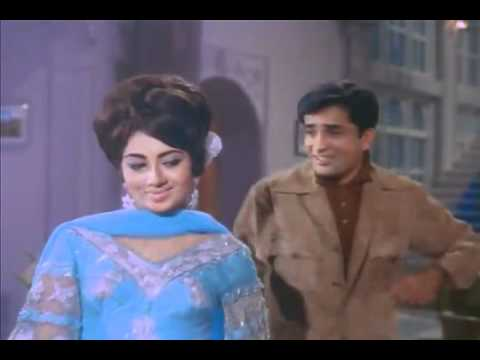 ‪ CHALE THE SATH MIL KAR HD SONG     MUHD RAFI     FILM   HASEENA MAAN JAYEGI‬‏   YouTube