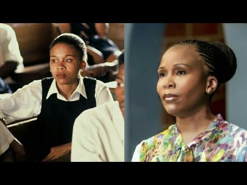 What The Cast of Sarafina Looks Like Today.