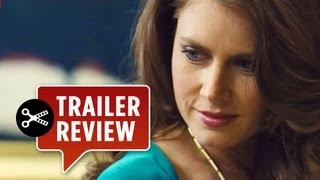 Instant Trailer Review - American Hustle (2013) - Christian Bale, Jennifer Lawrence Movie HD