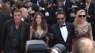 Video Clotilde Hesme, Ramzy Bedia, Sami Naceri and more on the red carpet in Cannes MP3, 3GP, MP4, WEBM, AVI, FLV Mei 2017