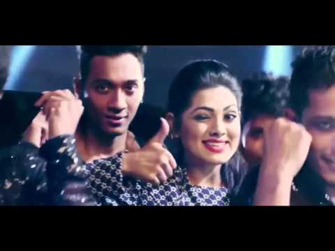 Bangla new Song 2016 | Ami Banglar Hero ft. Tisha & Shuvo | Movie Ostitto
