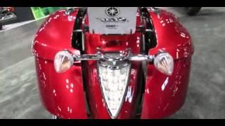 8. 2014 Yamaha Stratoliner Deluxe Walkaround