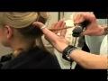 Cloud Nine Hair Straighteners Beach Waves Curl - YouTube