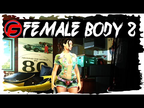 Sunset Overdrive FEMALE CHARACTER CUSTOMIZATION BODY TYPE 2 What SHOULD SHE WEAR?