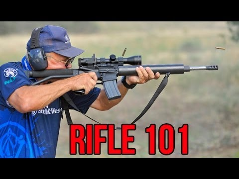 How to shoot a Rifle with world champion shooter, Jerry Miculek (AR15, TAVOR, & SCAR)