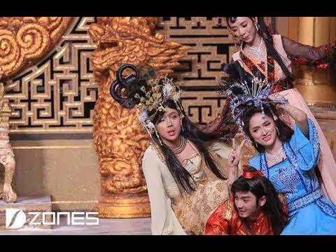 Trấn Thành Tán Hương Giang Idol Bầm Dập Vì Tội Tranh Sủng | Hài Trấn Thành 2018 - Thời lượng: 17:56.