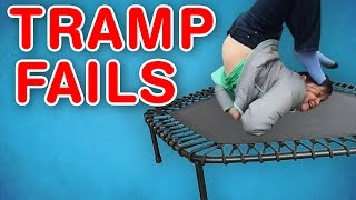 Video Trampoline Fails | Fail Compilation MP3, 3GP, MP4, WEBM, AVI, FLV Agustus 2018