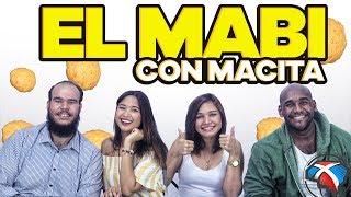 Dominicanos prueba el MABI con MACITA!