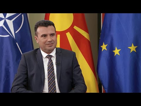 Ζάεφ: Μέρος της Συμφωνίας των Πρεσπών θα «παγώσει»