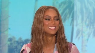The Talk - Tyra Banks Delivers Special Message to Lindsay Lohan: 'There's no 'Life-Size' without you