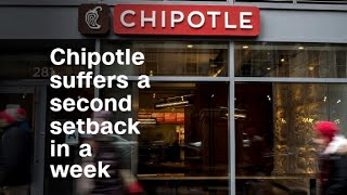 After customers posted this video showing mice inside a Dallas Chipotle, the chain's stock plunged 3%.