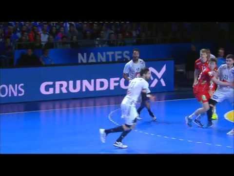 France 31:28 Norway - Highlights   France 2017 Men's Handball World Championship