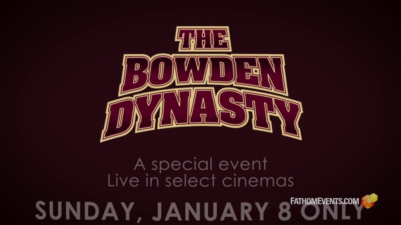 The Bowden Dynasty
